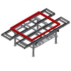 MTA 3000 Assembly table Assembly table MTA 3000 Elumatec