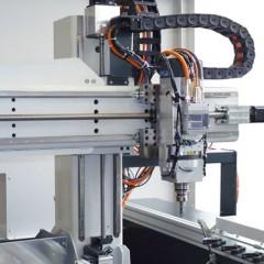SBZ 122/70 Plus Profile machining centre Machining unit  Elumatec