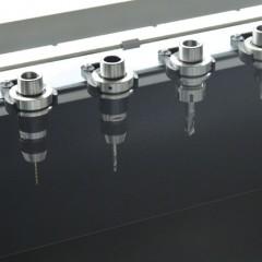 Centros de mecanizado de barras SBZ 122/71 Centro de mecanizado de barras Carrusel de útiles Elumatec