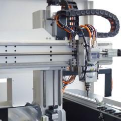 Centros de mecanizado de barras SBZ 122/71 Centro de mecanizado de barras Centro de mecanizado de barras SBZ 122/71 Elumatec