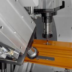 Profile machining centers SBZ 628 S Profile machining centre Machining module Elumatec