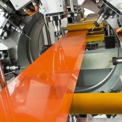 Profile machining centers SBZ 628 XXL Profile machining centre Machining module Elumatec