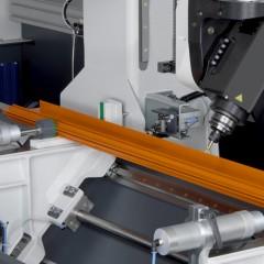 Profile machining centers SBZ 122/74 Profile machining centre Profile machining centre SBZ 122/74 Elumatec