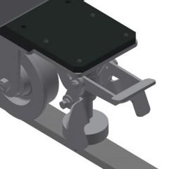 VR 4000 F - Vertical roller conveyor Mobility unit Elumatec