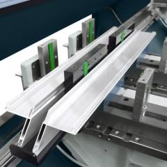Profile machining centers SBZ 122/74 Profile machining centre Double clamping Elumatec