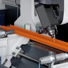 SBZ 122/75 Profile machining centre C-axis Elumatec
