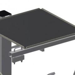 DW 4 Gasket trolley Storage area for tools Elumatec