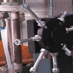FAZ 2800/60 Sash assembly centre 8-fold height adjustment (option) Elumatec