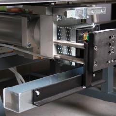 FAZ 2800 Sash assembly centre Gear cropper Elumatec