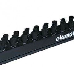 FAZ 2800 Sash assembly centre Supporting surfaces with brush strip for FAZ 2800 (option) Elumatec