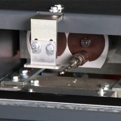 FAZ 2800 Sash assembly centre Pneumatic height adjustment for lock cases (option) Elumatec