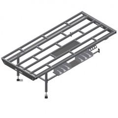 HT 3000 E Horizontal table – Expansion Horizontal table – Expansion HT 3000 E Elumatec