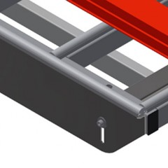 HT 3000 E Horizontal table – Expansion Supporting surfaces Elumatec