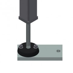 HT 1000 E Horizontal table – Expansion Height adjustment Elumatec