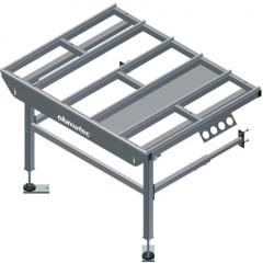 HT 1000 E Horizontal table – Expansion Horizontal table – Individual table HT 1000 E Elumatec
