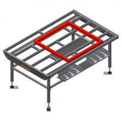 HT 2000 Horizontal table – Individual table Horizontal table – Individual table HT 2000 Elumatec