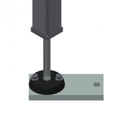 HT 2000 Horizontal table – Individual table Height adjustment Elumatec