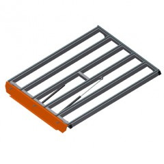 HT 2000 E Horizontal table – Expansion Fold-up pass-through section for HT Elumatec