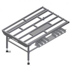 HT 2000 E Horizontal table – Expansion Horizontal table – Expansion HT 2000 E Elumatec