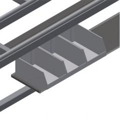 HT 2000 E Horizontal table – Expansion Storage area Elumatec