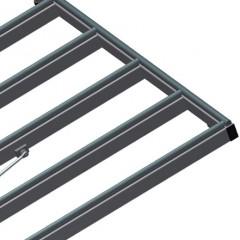HT 2000 E Horizontal table – Expansion Rubber strips Elumatec