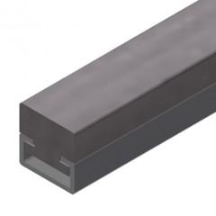 HT 2045 L Horizontal table – Left table, 45° Felt strip Elumatec