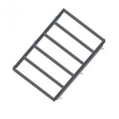HT 2045 L Horizontal table – Left table, 45° Parallelogram support, cmpl., for 90° Elumatec