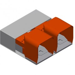 KT 3000 Tilting table Foot switch Elumatec