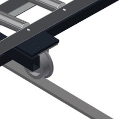 KT 4000 Tilting table Rails Elumatec