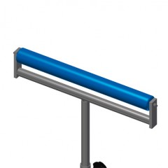 MST 1000 Roller support Plastic rollers Elumatec