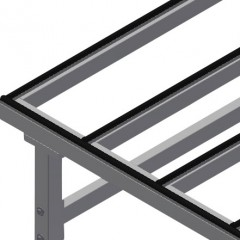 MT 2000 Assembly table Supporting surfaces Elumatec