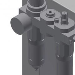 MT 3000 Assembly table Maintenance unit Elumatec