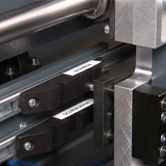 RMZ 4000 Frame assembly centre Stop system Elumatec