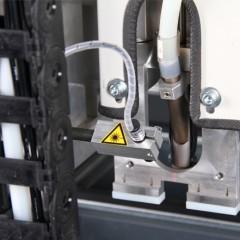 RMZ 4000 Frame assembly centre Screwing unit Elumatec