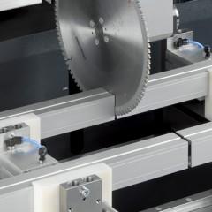 SBZ 131 Profile machining centre Profile machining centre SBZ 131 eluCam Elumatec