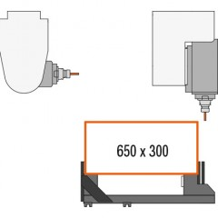 SBZ 150 Profile machining centre Profile machining centre SBZ 150 eluCam Elumatec