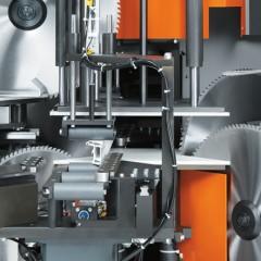 Profile machining centers SBZ 610/13 Profile machining centre Profile machining centre SBZ 610/23 Elumatec