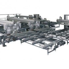 Centres d'usinage de barres SBZ 620 Centre d'usinage de barres Centre d'usinage de barres SBZ 620 avec dépilement automatique Elumatec