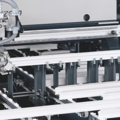 SBZ 620 Profile machining centre Profile machining centre SBZ 620 Elumatec
