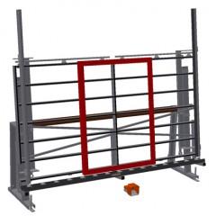 VE 3000/60 Inspection and glazing unit Inspection and glazing unit VE 3000/60 Elumatec