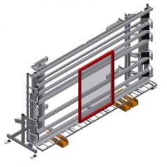 VE 3000 Inspection and glazing unit Inspection and glazing unit VE 3000 Elumatec