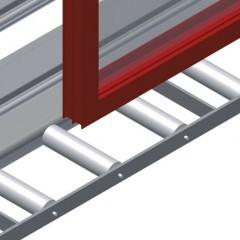 VE 3000 Inspection and glazing unit Supports Elumatec