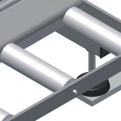 VE 3000 Inspection and glazing unit Profile protectors Elumatec