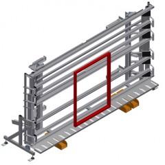 VE 4000 Inspection and glazing unit Inspection and glazing unit VE 4000 Elumatec