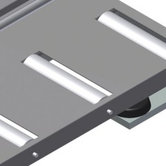 VE 4000 Inspection and glazing unit Profile protectors Elumatec