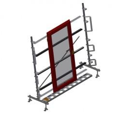 VR 2000 - Vertical roller conveyor Vertical roller conveyor VR 2000 Elumatec