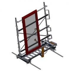 VR 2003 F - Vertical roller conveyor Vertical roller conveyor VR 2003 F Elumatec