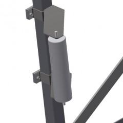 VR 2003 F - Vertical roller conveyor Lead-in rollers Elumatec