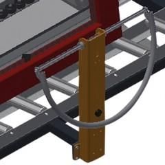 VR 2003 F - Vertical roller conveyor Grip Elumatec