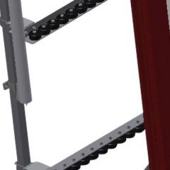 VR 3000 - Vertical roller conveyor Additional mini-roller conveyors Elumatec